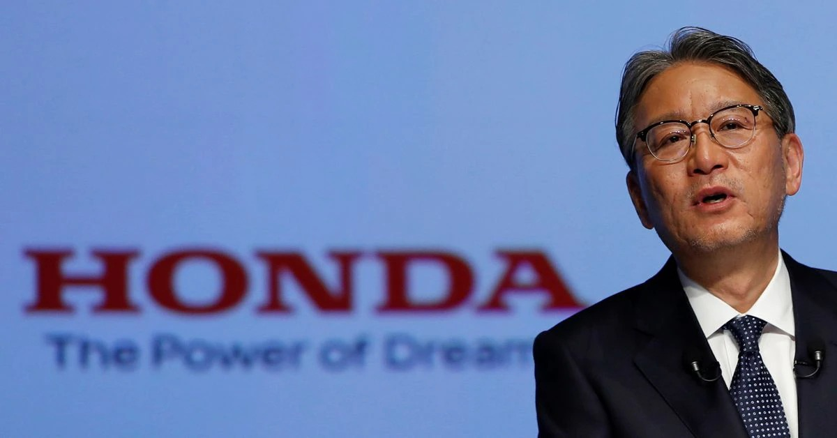 Honda open to new alliances to bring down EV costs, says CEO