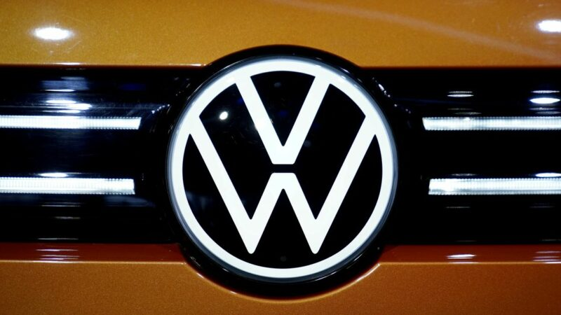 Volkswagen China sees chip supply shortage easing
