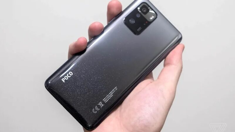 Poco's latest high-performance phone is the $299 X3 GT